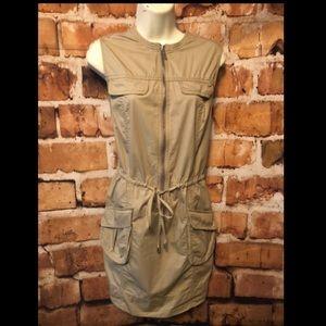 Michael Kors Khaki Dress